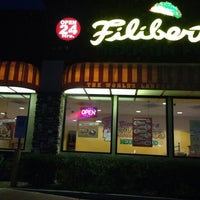 Photo taken at Filiberto's Mexican Food by Debra M. on 8/7/2014