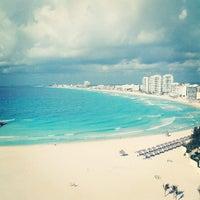 Photo taken at Dreams Cancun Resort & Spa by Rafael C. on 5/20/2013