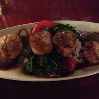 Photo taken at Alamo Square Seafood Grill by David R. on 7/20/2013