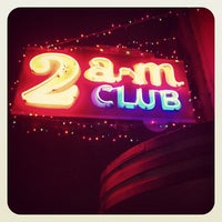 Photo taken at 2AM Club by Bret on 12/17/2012