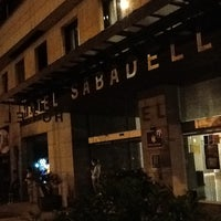 Photo taken at Hotel Catalonia Sabadell **** by Mariana K. on 7/1/2013