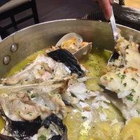 Photo taken at Restaurante El canalla by Sandro L. on 8/1/2015