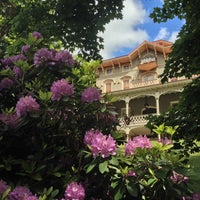 Photo taken at Asa Packer Mansion Museum by Cynthia D. on 6/6/2014