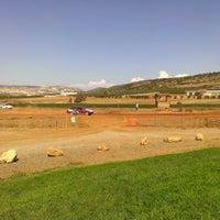 Photo taken at Χωματινη Πιστα http://www.rallyclub.gr by Left K. on 9/14/2014