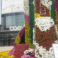 Photo taken at COEX by SungKyun A. on 10/25/2012