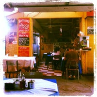 Photo taken at Feria Modelo Bernardo O'higgins by Leslie G. on 11/8/2012