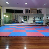 Photo taken at Body & Soul Fitness | Welness by Ligia Braga Couto C. on 4/18/2013