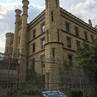 Photo taken at Old Joliet Prison by Qiong Y. on 7/19/2014