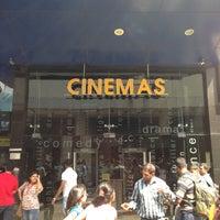 Photo taken at PVR Cinemas Kotak IMAX by Abhijit P. on 4/13/2013