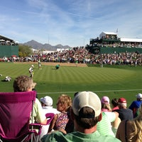 Photo taken at TPC Scottsdale by Brian C. on 2/2/2013