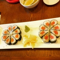 Photo taken at Wasabi Japanese Noodle House by Photo L. on 8/9/2015