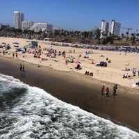 Photo taken at Santa Monica State Beach by Photo L. on 5/13/2013