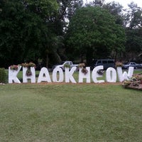 Photo taken at Khao Kheow Open Zoo by Андрей И. on 3/3/2013