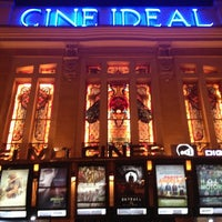 Photo taken at Yelmo Cines Ideal 3D by Juan Pablo B. on 11/29/2012