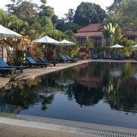 Photo taken at Khaolak Palm Hill Resort by Takoh A. on 4/20/2013