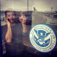 Photo taken at AMB Cargo Center #77 by Andy R. on 5/16/2014