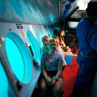 Photo taken at Catalina Semi-submersible Undersea Tour by Angel M. on 9/20/2014