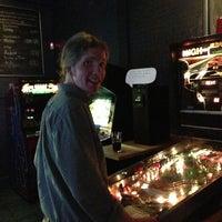 Photo taken at Joystick Gamebar by Susan A. on 3/18/2013