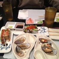 Photo taken at Hiroba Sushi by Joshua M. on 12/5/2012