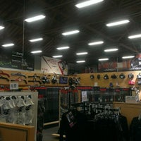 Photo taken at Hockey-X Superstore by James P. on 4/18/2013