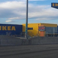 Photo taken at IKEA Centennial by Victoria on 11/4/2012