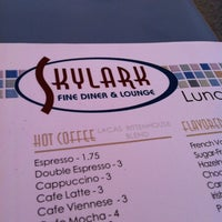 Photo taken at Skylark Diner by Nick S. on 1/30/2013