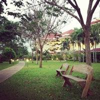 Photo taken at Dheva Mantra Resort & Spa (เทวมันตร์ทรา) by akitnaz D. on 1/31/2013