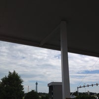 Photo taken at Exxon by Jessica Y. on 8/3/2013