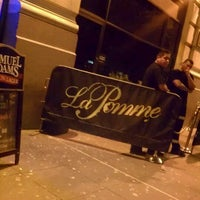 Photo taken at La Pomme by Jaysquared J. on 12/9/2011