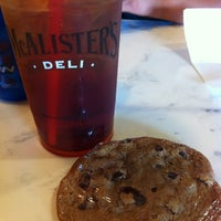 Photo taken at McAlister's Deli by Chris A. on 8/25/2012