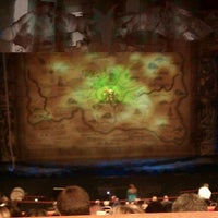 Photo taken at Wicked, Broadway in Jacksonville by Nerissa R. on 1/15/2012