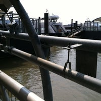 Photo taken at NY Waterway Ferry Terminal Port Imperial by Laura P. on 3/23/2012