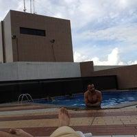 Photo taken at Pituba Sol Shopping e Flat by JR S. on 2/16/2012