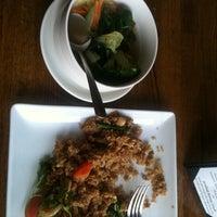 Photo taken at Lantern Thai Kitchen by Jesper B. on 3/16/2011