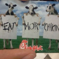 Photo taken at Chick-fil-A Celebration by Claudio C. on 8/30/2011