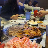 Photo taken at Goong Korean Bbq 궁 by Marianne G. on 12/8/2011