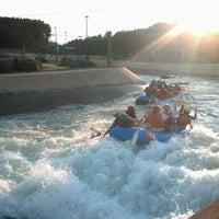Photo taken at U.S. National Whitewater Center by Kyle D. on 7/7/2012