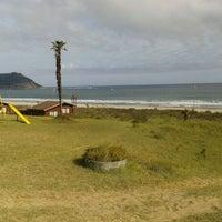 Photo taken at Hosteria Millaneco by Rodrigo™🎩 on 4/28/2012
