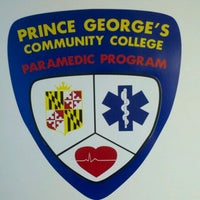 Photo taken at Prince George's Community College by Monica D. on 10/7/2011