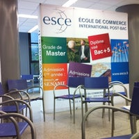 Photo taken at ESCE by Xavier C. on 6/9/2011