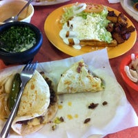 Photo taken at Tacos Del Julio by Jose C. on 8/12/2012