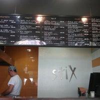 Photo taken at Stix by Dusan M. on 8/14/2012