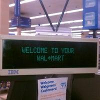 Photo taken at Walmart by Alex A. on 8/18/2012
