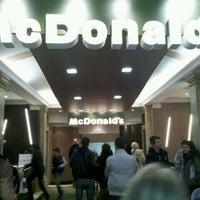 Photo taken at McDonald's by Vandersom J. on 1/3/2012