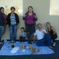 Photo taken at Central - UENP by Juliana Ravagnani Sabaini on 7/14/2012