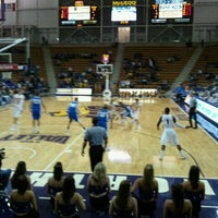 Photo taken at McLeod Center by Josh B. on 11/5/2011