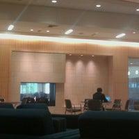 Photo taken at Eckstein Hall by Sally N. on 9/20/2011