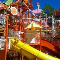 Photo taken at Nickelodeon Suites Resort by Diane N. on 3/5/2012