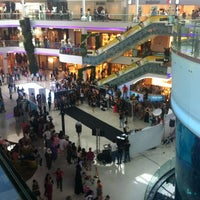 Photo taken at Morocco Mall by Radimouve B. on 7/4/2012