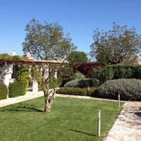 Photo taken at Abate Masseria & Resort Noci by Andrej D. on 4/28/2012